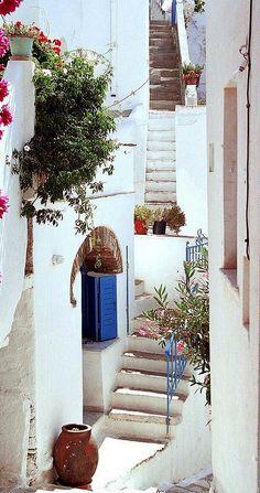 Tinos Island, Greece (by 2bGreek on Flickr) Santorini, Mykonos, Samos, What A Wonderful World, Beautiful World, Beautiful Islands, Beautiful Beaches, Tinos Greece, Greek Design