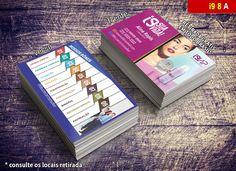 Imprimir Cartão de Visitas i9life. Escolha um modelo de cartão de visitas e receba impresso em sua casa ou retire em um dos +1000 balcão.
