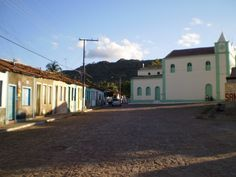 Andaraí - Bahia, Brasil