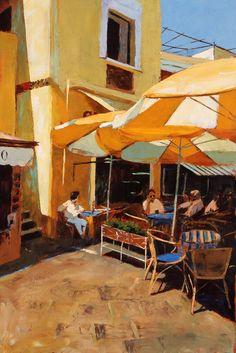 Jeremy Sanders - Capri Yellow