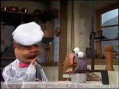 The Muppet Show, Swedish Chef roasting turkey