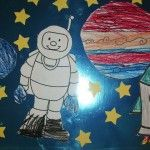 This page has lots of free space crafts,sun crafts,moon crafts for kids and preschoolers