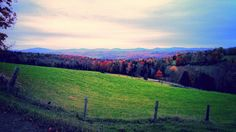 Beautiful Vermont...pic by me! ©
