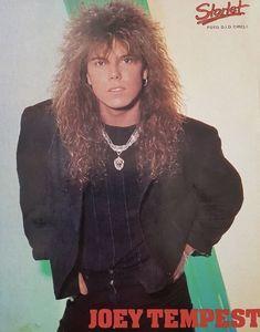 Joey Tempest, Beautiful Boys, Husband, Magazines, Fan, Club, Rock, Metal, Music
