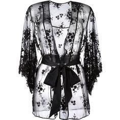 f88a0f4d1e Loveday London  Oncilla  boudior kimono ( 1