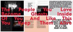 Student Work: Januar Rianto: Fire of Each Other via designworklife.com