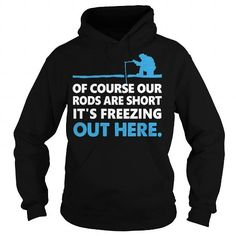 I Love Ice Fishing Shirts & Tees