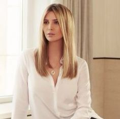 Ivanka Trump's Hair