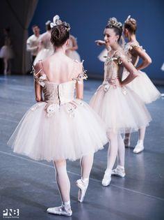 Pacific Northwest Ballet's Carli Samuelson, Amanda Clark & Jessika Anspach