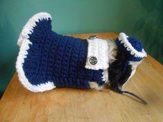 Guinea pig Sailor Sweater Dress Guinea pig clothes by Fancihorse
