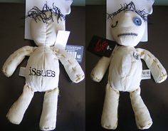 korn issues doll - 236×184