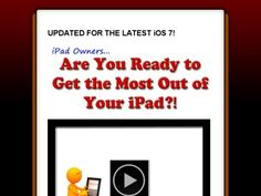 #iPad #Video Lesson Offer