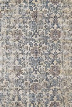 Flora Rug from Soft Surroundings