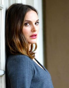 Natalie Portman photographed for the LA Times.