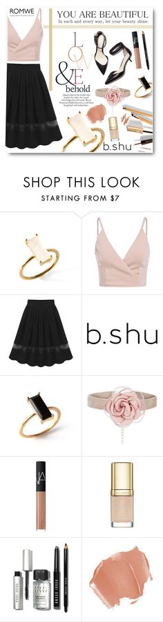 """""""Untitled #398"""" by pankh ❤ liked on Polyvore featuring Dolce&Gabbana, ASOS, New Look, NARS Cosmetics, 3.1 Phillip Lim and Bobbi Brown Cosmetics"""