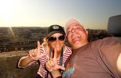 Lisboa con silla de ruedas: Castillo, Alfama y Sé, a veces se pasa muy mal para comprender la belleza de un destino.  Wheelchair Lisbon: Castle, Alfama and I Sé, sometimes it goes very badly to understand the beauty of a destination