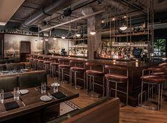 Swift & Sons Interior Bar