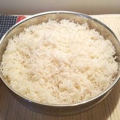 Pressure Cooker Perfectly Cooked Pot In Pot Rice