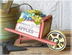 Authentique Paper: Homestead Country Market with Petaloo