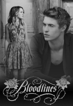 Bloodlines poster by ishadowhunter