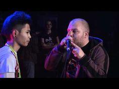 Beatbox Battle World Champs 2012 - Quarterfinal - Shawn Lee VS KIM   How do they do that?!?