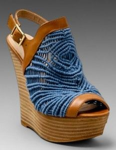 Steven Jacks Wedge Sandal wish I could wear wedges without turning into sky scraper woman
