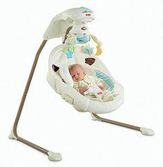 FisherPrice Infant to Toddler Rocker, Snail Swing
