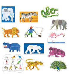 Polar Bear, Polar Bear, What Do You Hear? Bulletin Board Set from Carson-Dellosa