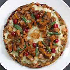 Thanksgiving Pizza
