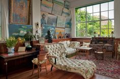 Monet's Studio/this is a very large room/pic 2 of 2