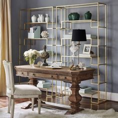 Camden Etagere Collection - Frontgate