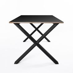 Arc Table 180, full black från Department – Köp online på Rum21.se