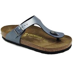"""The """"Gizeh"""" by Birkenstock is one of the best everyday kick-around sandals! $80.00"""