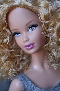 Barbie Basics 002 model 03 by Carlita Barbie LOVE, via Flickr
