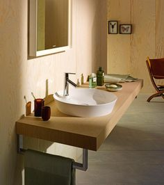Duravit ME by Starck: Bathroom series Duravit, Timeless Design, Modern Design, Cube Furniture, Timeless Bathroom, Vanity Basin, Dream Bath, Vanity Units, Small Bathroom