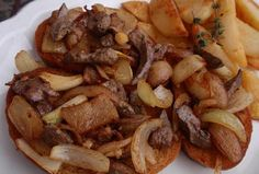 Pot Roast, Gnocchi, Ham, Almond, Pork, Cooking Recipes, Food And Drink, Chicken, Ethnic Recipes