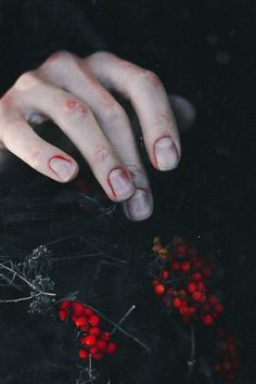 Autumnal Wounds by NataliaDrepina.deviantart.com on @DeviantArt