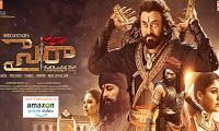 Sye Raa Narasimha Reddy - Telugu Movie in Amazon Prime