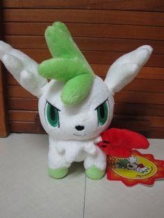 Shaymin Sky Forme 2008 Pokemon Center Poke Pokedoll Plush Doll with Tags #PokemonCenter