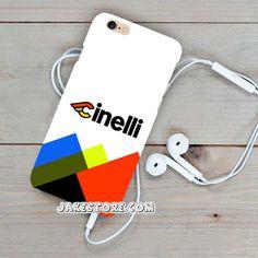 Bike Cinelly Logo Art iPhone Case 4 4s 5 5s 5c 6 6s Plus Hardcase Hardcover