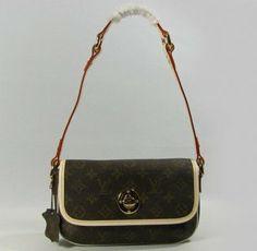 ✪♥❤★↔  Designer Louis Vuitton Monogram Canvas Shoulder Bag M40078 #Louis #Vuitton #Handbags #Brown $290 ,☞…… Pinned to My Pinterest... ♥♥♥…