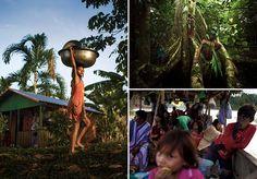 Quando uma motosserra corta uma árvore no coração da Amazônia, não é só a floresta e o meio ambiente que são atacados, mas também as tradições, crenças, culturas e religiões ancestrais caem ao chão junto com o tronco. A morte da floresta é também a morte das próprias entidades espirituais que guiam a vida e a luta de povos como a tribo Huni Kuin, que vive à beira do rio Envira, no Acre, e que luta contra o desmatamento em nome de sua própria espiritualidade ancestral – e foi essa tribo, sua…