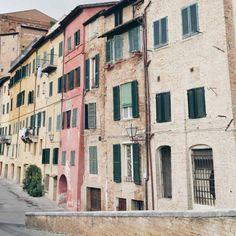 Siena, Tuscany, Italy - Map of Joy