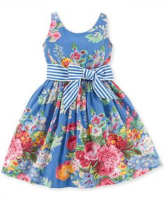 I found Jeremie Easter dress  Polo Ralph Lauren Little Girls' Sateen Dress