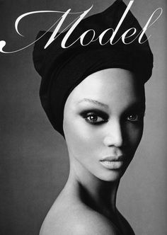 Vogue Italia Black Models Issue - Ms. Tyra