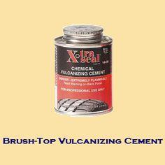 8 Oz., Brush-Top Vulcanizing Cement $6.00 Cement, Tools, Instruments, Concrete