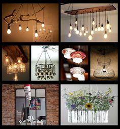 Ideas brillantes para lámparas con chispa