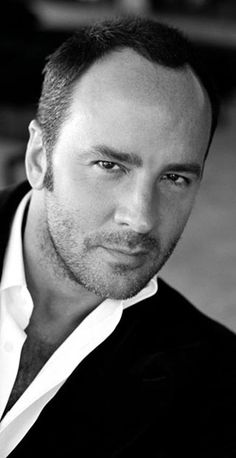 Tom Ford, Founder and Fashion Designer @ Tom Ford. Film Director