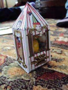 Harry Potter Paraphernalia: Bertie Bott's Every Flavour Beans Box Template