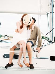 Sailboat Shoot by Lauren Kinsey